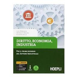 diritto-economia-industria-per-il-primo-biennio-del-settore-industriale-vol-u