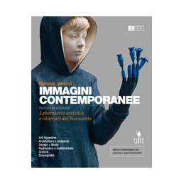immagini-contemporanee-2ed---volume-unico-ldm-laboratorio-artistico-e-itinerari-del-novecento-vol