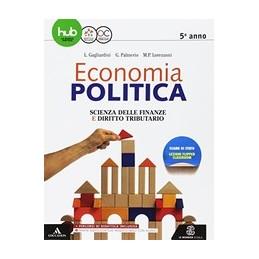 economia-politica--scienza-delle-finanze-volume-unico--5-anno---ed-2017-vol-u