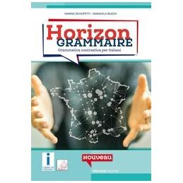 horizon-grammaire-grammatica-francese-ed-esercizi-vol-u