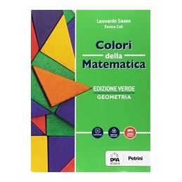 COLORI-DELLA-MATEMATICA-EDIZIONE-VERDE-GEOMETRIA-QUADERNO-GEOMETRIAEBOOK-Vol