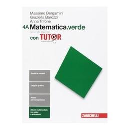 matematicaverde-2ed--confezione-4-con-tutor-ldm-volume-4a--volume-4b-vol-2