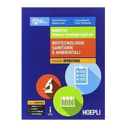 scienze-e-tecnologie-applicate-biotecnologie-sanitarie-e-ambientali--vol-u
