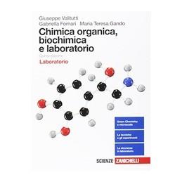 chimica-organica-biochimica-e-laboratorio-5ed---laboratorio-ldm--vol-u