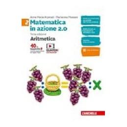 matematica-in-azione--terza-edizione-2-0--conf--aritm--geom-2-ldm-confezione-aritmetica-2--geo