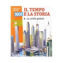 tempo-noi-e-la-storia--il--corso-di-storia--cittadinanza-e-costituzione-edizione--plus-dvd-vol-3