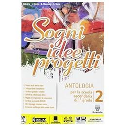 sogni-idee-progetti-2-plus--testo-base--vol-2