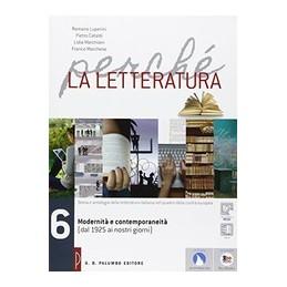 perche-la-letteratura-modernita-e-contemporaneita--dal-1925-ai-giorni-nostri-vol-6