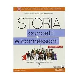 storia--concetti-e-connessioni-3--edizione-mylab--vol-3