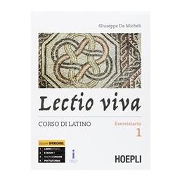 lectio-viva-eserciziario--versioni-per-il-recupero-e-lapprofondimento-corso-di-latino-vol-u