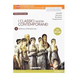 classici-nostri-contemporanei-ed--in-quattro-volumi-2-edizione-mylab--vol-2