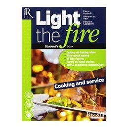 light-the-fire-cooking-and-service--libro-misto-con-hub-libro-young-vol--cd--hub-libro-young--hu