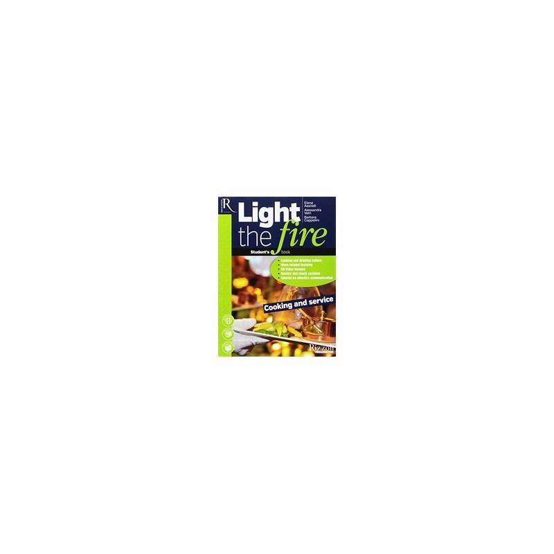 light-the-fire-cooking-and-service--libro-misto-con-hub-libro-young-vol--cd--hub-libro-young--hu