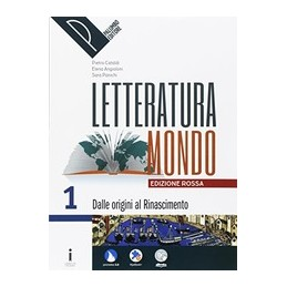 letteraturamondo-pack-edizione-rossa-vol-1