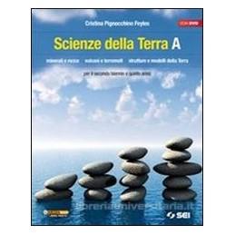 SCIENZE DELLA TERRA A X 3 LIC. +DVD