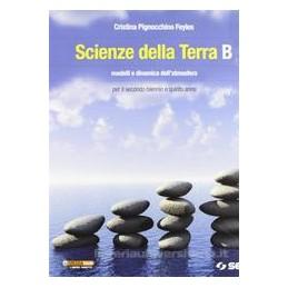 SCIENZE DELLA TERRA B X 4 LIC.