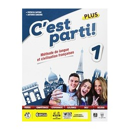 cest-parti-1-plus--cd-audio--vol-1
