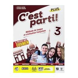 cest-parti-3-plus--cd-audio--vol-3