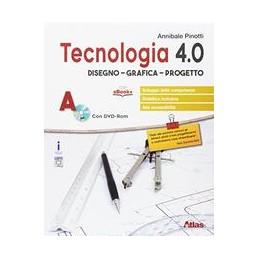 tecnologia-40-disegno-materiali-laboratorio-vol-u