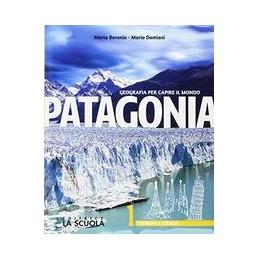 patagonia--atlante-1-e-a--kit-plus-geografia-per-capire-il-mondo-vol-1