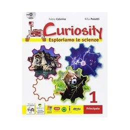 curiosity-1--travelling-ith-darin-clil--ecomarty--dvd-esploriamo-le-scienze-vol-1