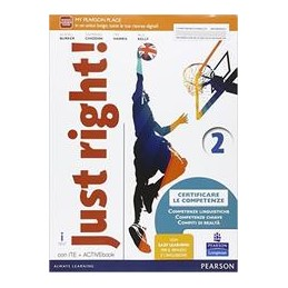 just-right-2--edizione-con-activebook--vol-2