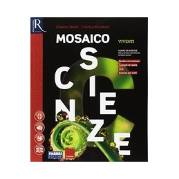 mosaico-scienze--libro-cartaceo-volume-c-vol-u