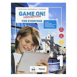 game-on--video-edition-students-book-for-everyone-1--bes--vol-1