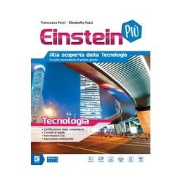 einstein-piu-tecnologiadisegnocodingmio-book--vol-u