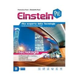 einstein-piu-tecnologiadisegnotavolemio-book--vol-u
