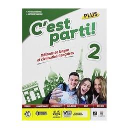 cest-parti-2-plus--cd-audio--vol-2