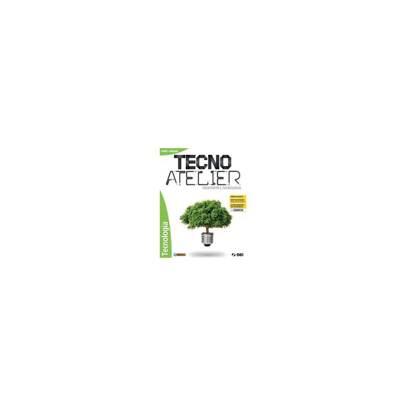 tecno-atelier--creativita-e-tecnologia-tecnologia--dvd-vol-u