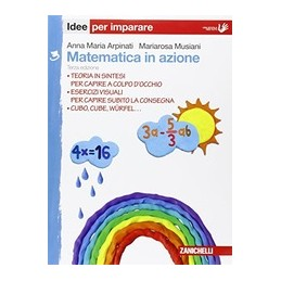 MATEMATICA-AZIONE-3ED--IDEE-PER-IMPARARE--Vol