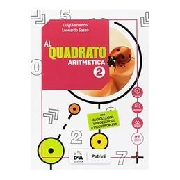 al-quadrato-aritmetica-2--geometria-2--easy-ebook-su-dvd---ebook-vol-2