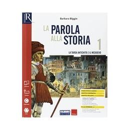 parola-alla-storia-la-1--libro-misto-con-openbook-vol-1osservo-e-imparocitt-e-costitopenbooke