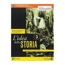 lidea-della-storia--3-il-novecento-e-il-duemila-vol-3