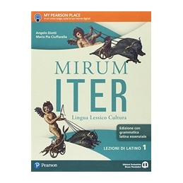 mirum-iter-grammatica-essenziale--lezioni-1--vol-1