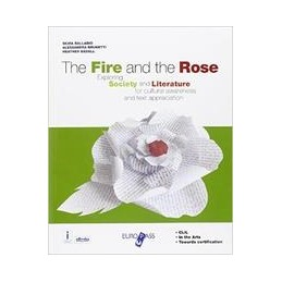 fire-and-the-rose-the--cdrom-exploring-society-and-literature-for-cultural-aareness-andtext-appr