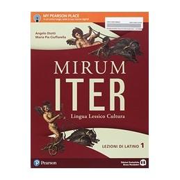 mirum-iter-lezioni-1--vol-1