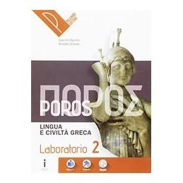 poros--laboratorio-2-lingua-e-civilta-greca-vol-2