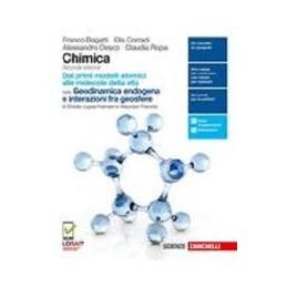 chimica-2ed--volume-dai-primi-modelli-atomici-alle-molecole-della-vita-ldm-con-geodinamica-endoge