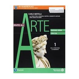 invito-allarte-1--edizione-verde-con-clil-dalla-preistoria-al-medioevo-vol-1