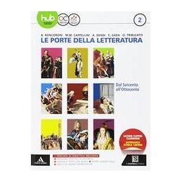 porte-della-letteratura-le-volume-2--dal-600-all-800-vol-2