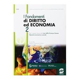fondamenti-di-diritto-ed-economia-2-per-licei-scienze-umane-iv-anno-s328-vol-u