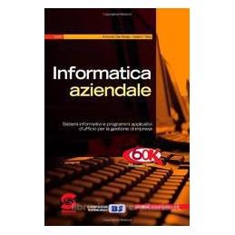 INFORMATICA AZIENDALE X 3,4 ITC