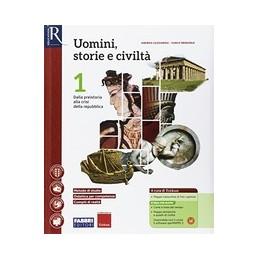 uomini-storie-e-civilta-1--libro-misto-con-hub-libro-young-vol-1saperi-di-baseatlante-storicoh