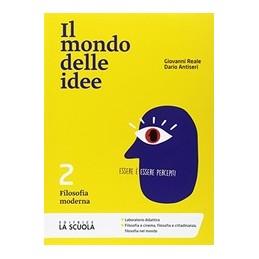 il-mondo-delle-idee-2--clil-2-ed--alunni-filosofia-moderna-vol-2