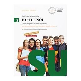 iotunoi-v-3-antropologia-3-antropologia-sociologia-e-pedagogia-per-lultimo-anno-vol-u