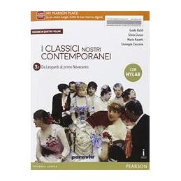 classici-nostri-contemporanei-ed--in-quattro-volumi-31-edizione-mylab--vol-3