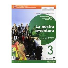 la-nostra-avventura-3-edizione-verde-societa-economia-tecnologia--vol-3